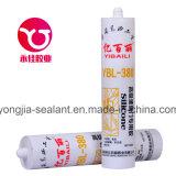 Sealant силикона проекта уксусный для окна алюминиевого сплава (YBL-380)