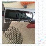 Engranzamento expandido titânio do elétrodo para o tratamento da água Waste (5X12mm)
