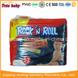 OEM Baby Diapers Manufacturer, 2017 New Sleepy Baby Fralda, Rock N Roll Baby Fralda