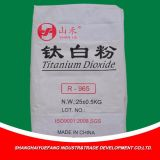 Venta caliente TiO2 China por los productos de la industria