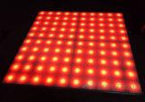 디스코를 위한 조명된 65W LED 댄스 플로워/단계 빛
