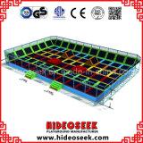 Vergnügungspark-sehr großes Trampoline-Bett für Erholungsstätte