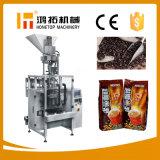 Empaquetadora vertical para los granos de café