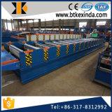 Le profil automatique de l'acier 830 de Kxd a glacé le roulis de tuile formant la machine