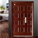 2017アパートの&Villaのための鋼鉄振動機密保護の贅沢なドア