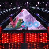 Farbenreicher Innen-LED-Bildschirm P7.62