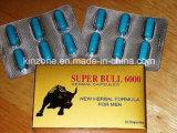 최고 Bull 6000 성 캡슐 초본 성 환약