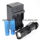 Batterie 3.7V 2000mAh Lithium-Ionbatterie-Samsung Li-Ionbatterie des Großverkauf-18650 für Taschenlampe