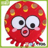 Produto macio desenvolvente do animal de estimação do Frisbee do animal de estimação