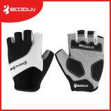 手袋を循環させる短い指は専有物デザイン循環の手袋のバイク手袋を遊ばす