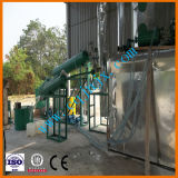 Équipement de recyclage des huiles usagées au carburant diesel