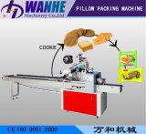 Kd260 de Automatische Machine van de Verpakking van de Snack van het Hoofdkussen voor het Suikergoed van het Brood van de Chocolade