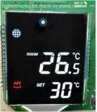 Visualización de pantalla tamaño pequeño monocromática de Customerized LCD