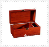 Коробка французского экспорта вина деревянная