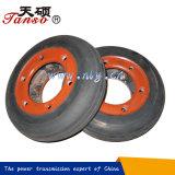 Le Ca tapent à exportation le couplage flexible normal de pneu