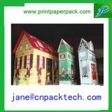 Творческая коробка празднества коробки подарка бумажных коробок скачками бумажная