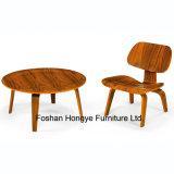 Mobília de madeira moderna do lazer da sala de visitas da cadeira da cadeira de Lcw (T093)