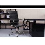 La sedia alta computer moderna e la sedia in pelle ufficio