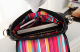 Simplcityのブランドデザイン女性のハンドバッグの革材料