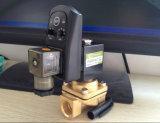 2/2 серий клапана соленоида дороги латунных, пилотный действующий клапан PU225