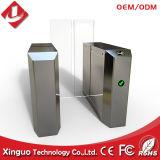 Système de portes coulissantes de barrière à hauteur totale à rabat