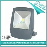 灰色30W LEDのフラッドライトの屋外の軽い卸売