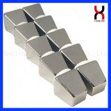 中国の磁石の工場によってカスタマイズされるNdFeBの常置台形の形の磁石