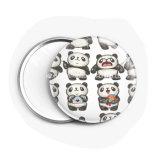 Os espelhos cosméticos da vária panda bonito dos sentimentos vendem por atacado