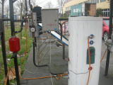 Sistema de calentador de agua solar (ALT-ACL)
