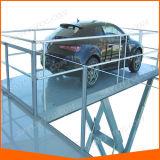 Ascenseur de cendres hydraulique Ascenseur de voiture Ascenseur de garage