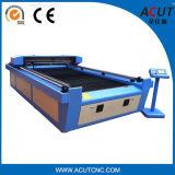 Machine van de Gravure van de Laser van het leer acut-1325