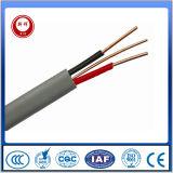 Cabo distribuidor de corrente flexível de fio liso de cabo distribuidor de corrente