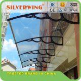 Haus-Tür-Fenster-Gebrauch-Qualitäts-Polycarbonat-Kabinendach-Markise