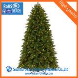 プラスチッククリスマスツリーの葉のための緑色PVC堅いフィルム