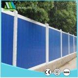El panel de emparedado ahorro de energía de la PU de la hoja de acero del color del bajo costo /Board