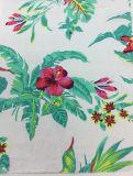 리넨 레이온은 의복, 소파, 방석을%s 꽃에 의하여 인쇄된 직물을 혼합했다
