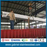 China hizo tubo de acero inoxidable de ASTM 316 baratos la lista de precios
