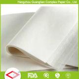 Papel impreso seguro del emparedado del papel de pergamino del alimento