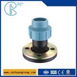 Extrémité de bride d'ajustage de précision de pipe de pression de la qualité pp
