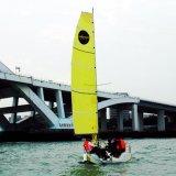 Новая съемка яхты Sailing конструкции на 2018