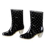شعبيّة نمو [هي هيل] سيدات مطر أحذية, نمو سيدة [وومن] [بووتس]