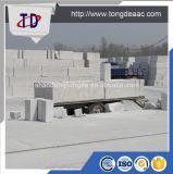 Le poids léger B05 fait à l'usine de la Chine a stérilisé à l'autoclave le bloc concret aéré