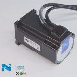 Motor deslizante do NEMA 24 com Built-in do codificador para o router do CNC