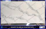 Künstliche Quarz-Stein Calacatta Dekorationcountertop-Farben