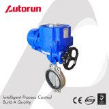 Взрывозащищенная электрическая клапан-бабочка с модулируя функцией