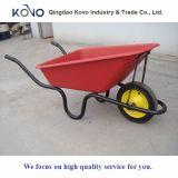 Carrinho de mão de roda concreto de Wb3800 África do Sul