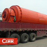El Special recomienda el molino de bola de Clirik para el mineral de hierro de pulido