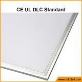 Luz del panel del LED 600*600 con la UL y la certificación de Dlc