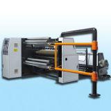 Máquina de alta velocidad de Rewinder de la cortadora de la película plástica