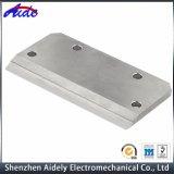Подгонянные оптовой продажей стальные части CNC машинного оборудования для воздушноого-космическ пространства